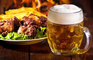 Snoubení-piva-a-jídla